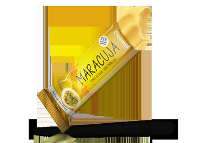 Picolé de Maracujá